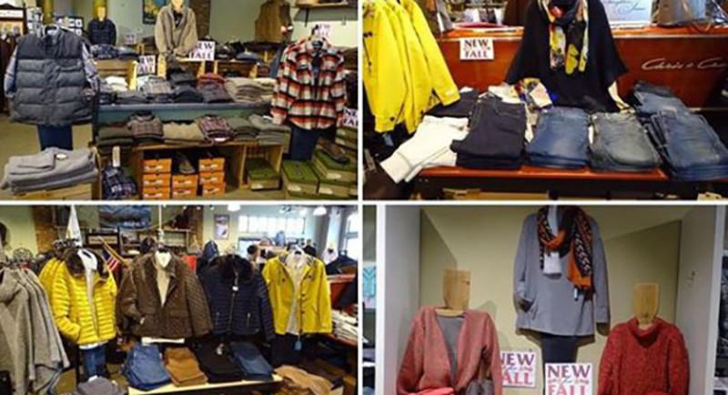 On Deck Clothing Company - Sturgeon Bay