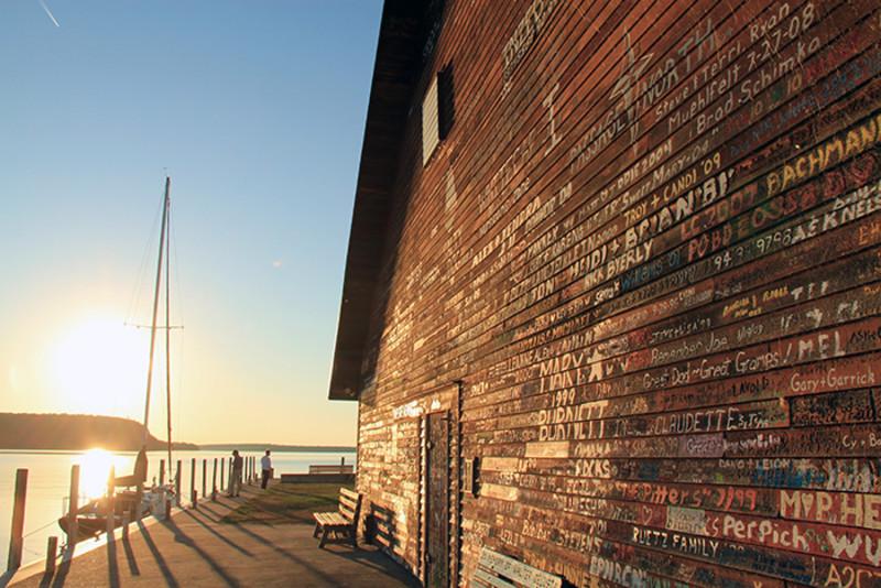 Anderson Dock