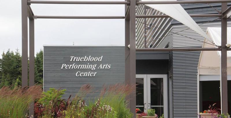 Trueblood Performing Arts Center (2)