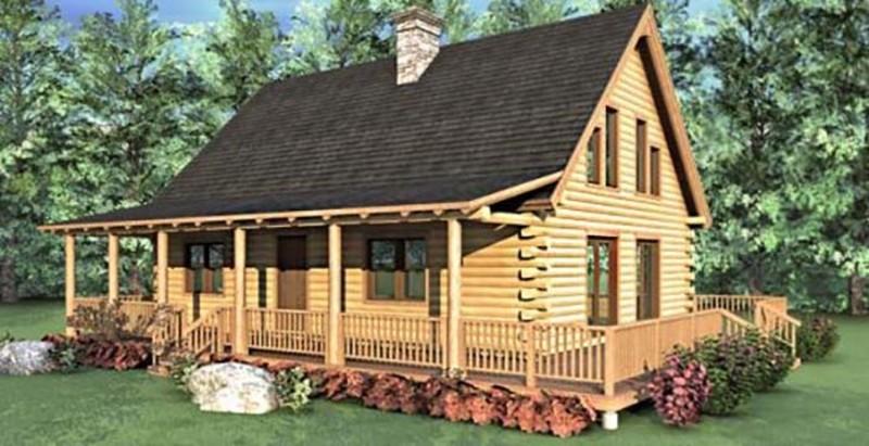 Sister Bay Log Cabin