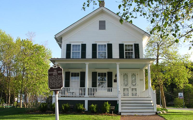 Alexander Noble House Museum (1)