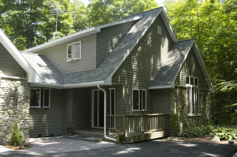 Shallows Bluffside Home