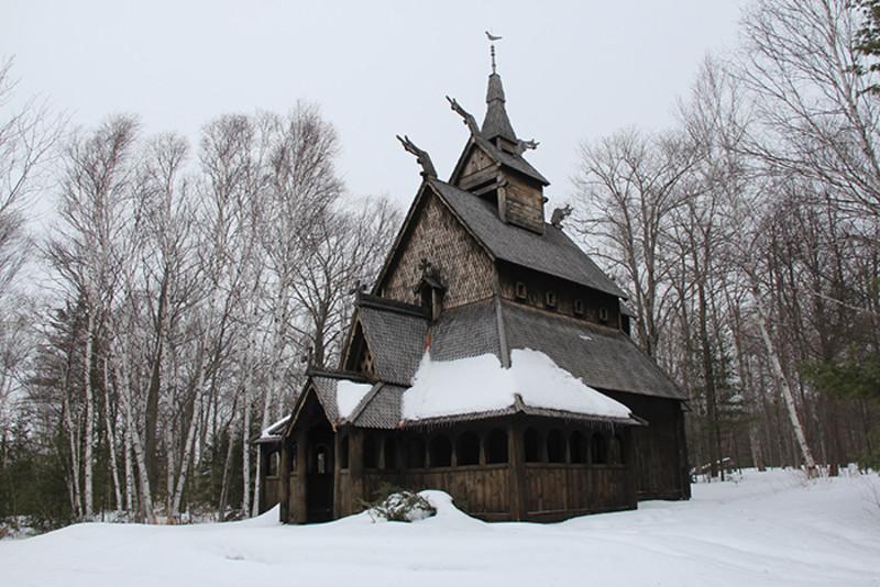 Stavkirke (1)
