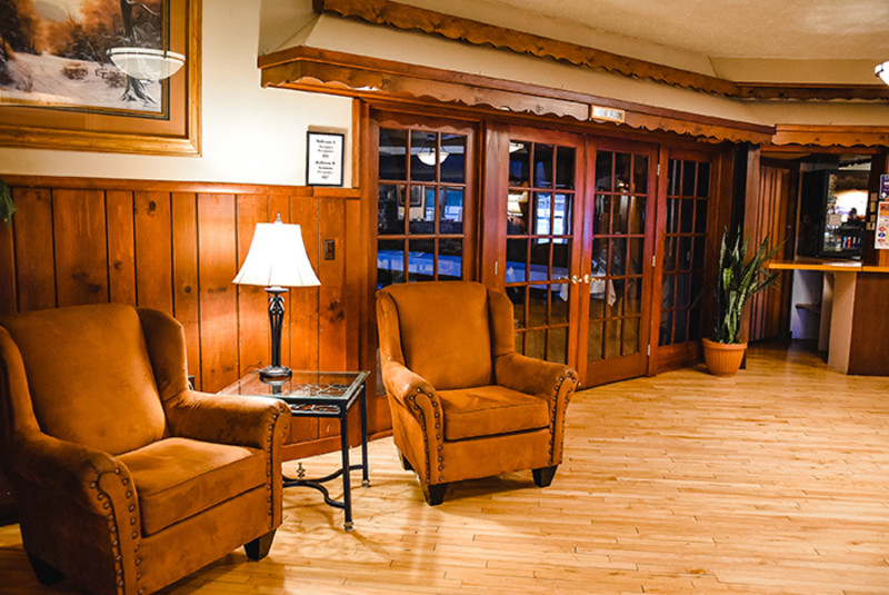 Lodge at Leathem Smith