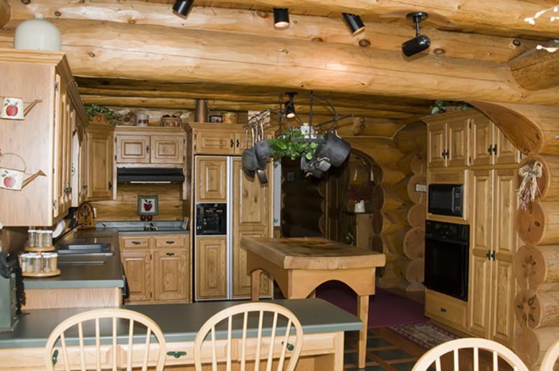 Honeydew Log Lodge