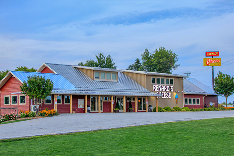 Renard's Cheese & Factory Tours