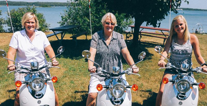 Annie's Island Moped Rentals