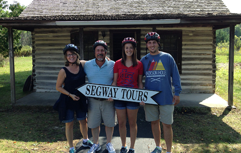 Segway The Door Tours