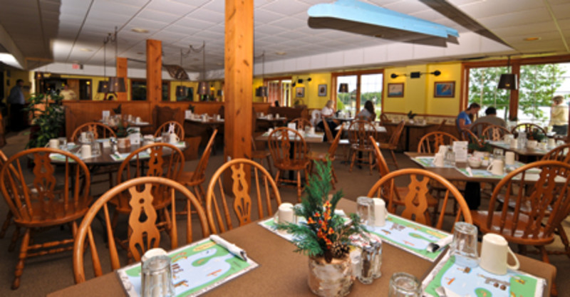 Rowleys Bay Restaurant and Fish Boil