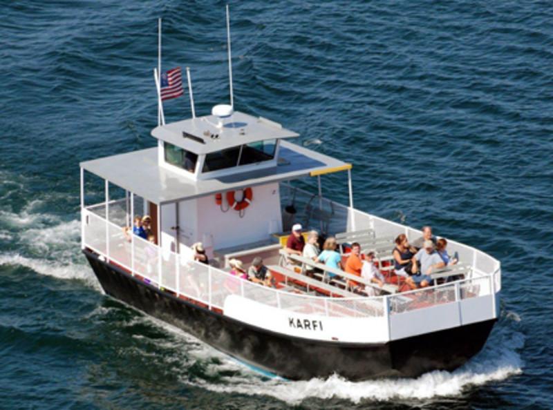 Karfi - Ferry to Rock Island