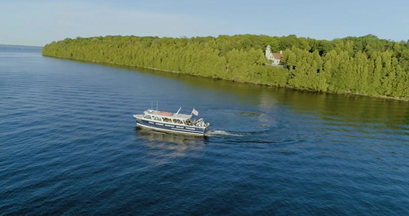 Fish Creek Scenic Boat Tours (1)