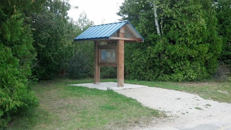 Baileys Harbor Ridges County Park