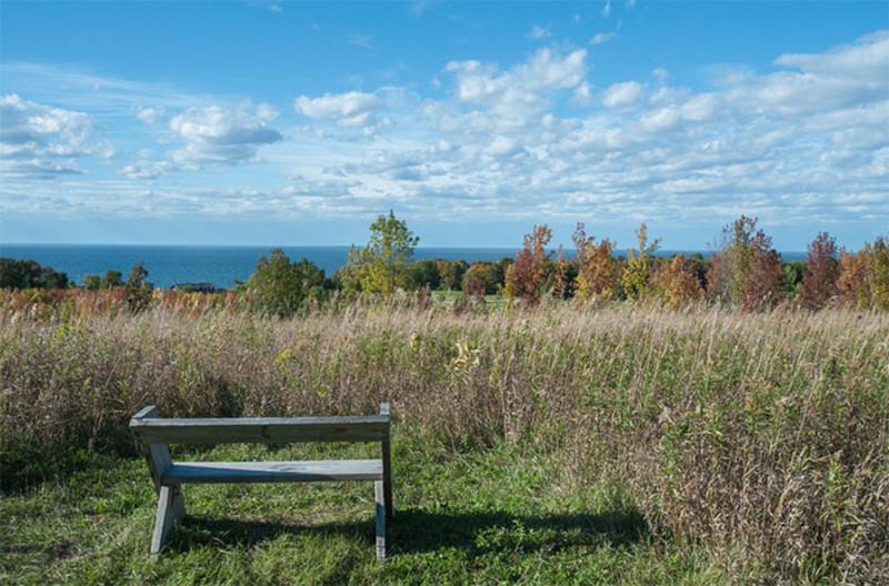 Bay Shore Blufflands Nature Preserve