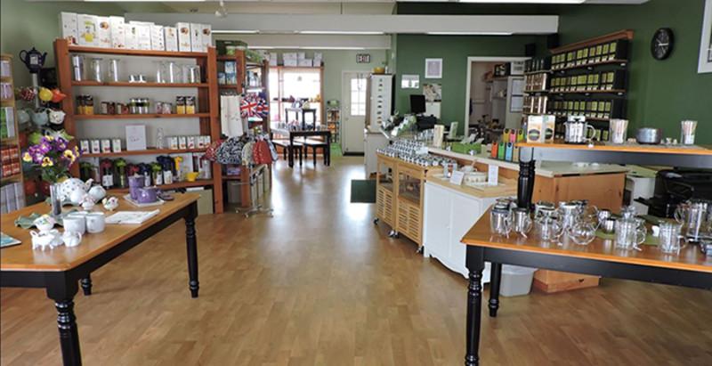 Tea Thyme in Door County