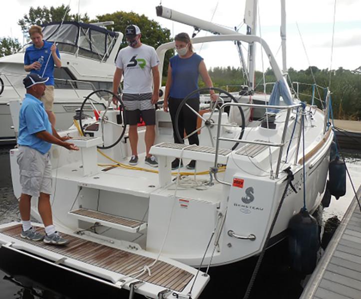 SailTime Door County