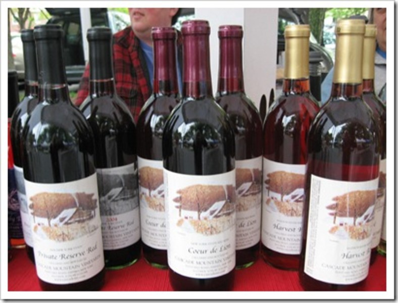 Cascade Mountain Winery & Restaurant