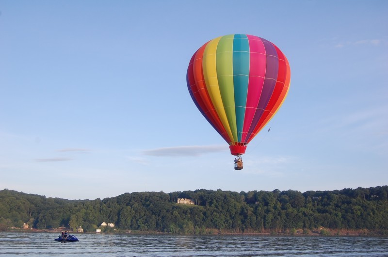 Adventure with Altitude Ballooning