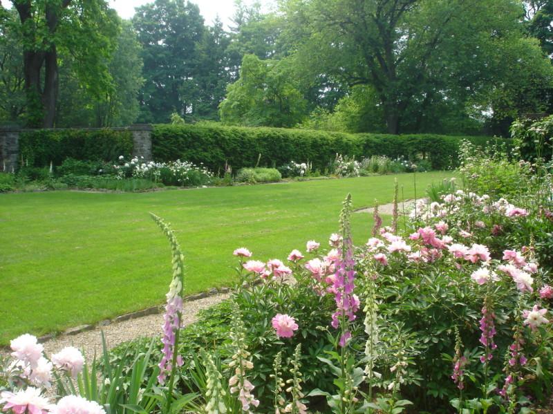 Beatrix Farrand Garden at Bellefield