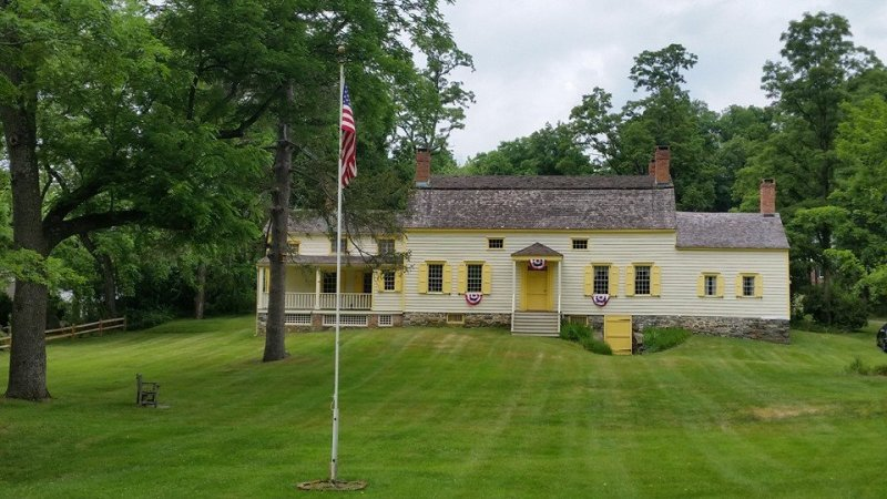 The Brinckerhoff House - East Fishkill Historical Society