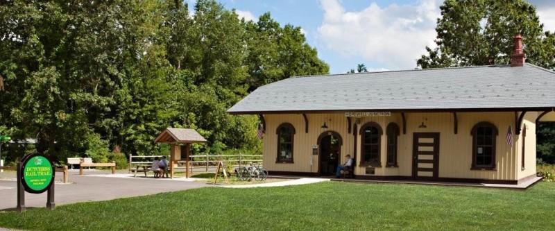 Hopewell Depot Museum