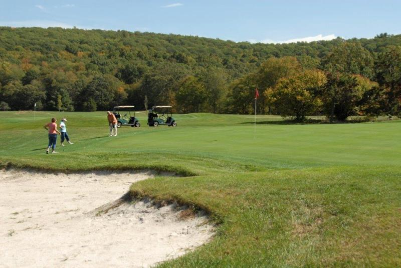 James Baird State Park Golf Course