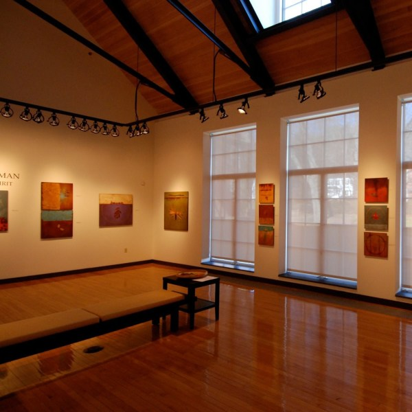Millbrook School - Warner Gallery Holbrook Arts Center
