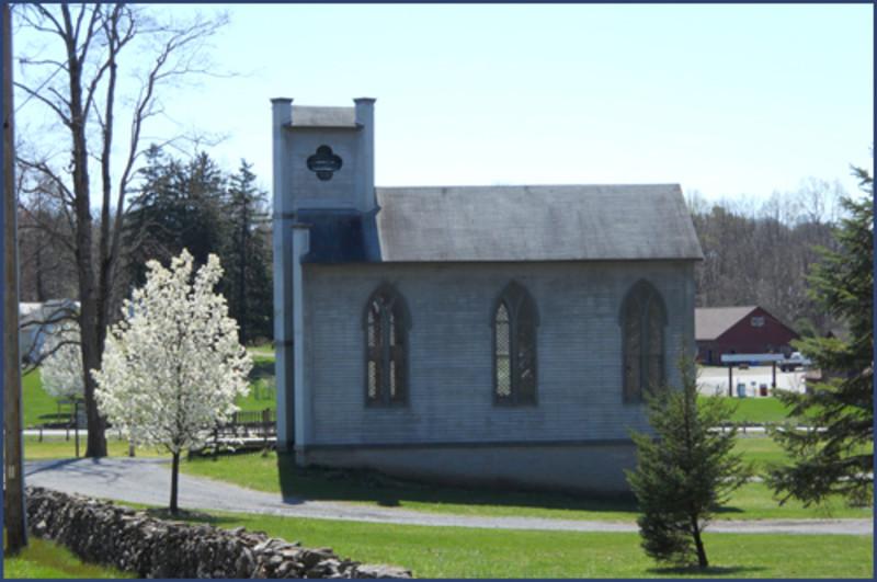 Ellessdie Chapel/Maple Knoll Lodge