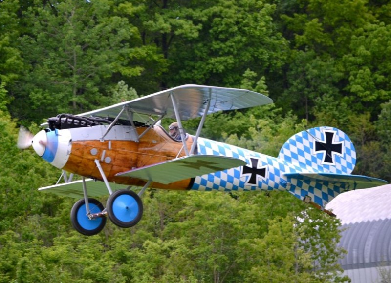 Old Rhinebeck Aerodrome Museum & Air Shows