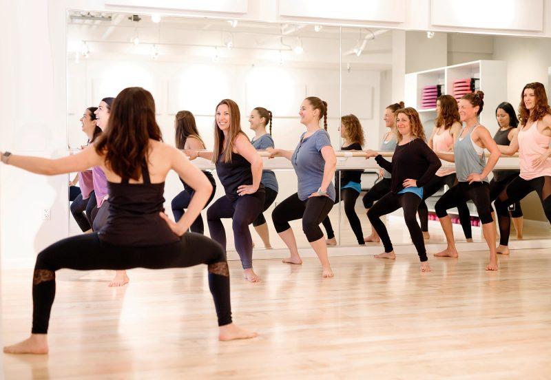 Breathe Barre & Pilates