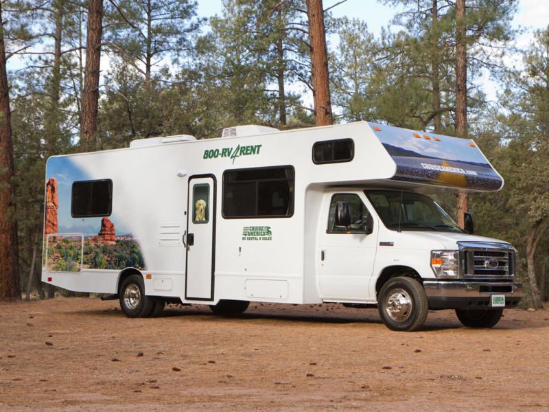 Cruise America RV Rental & Sales M&M Truck Rental