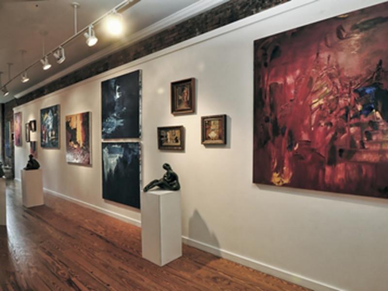 Marion Royael Gallery