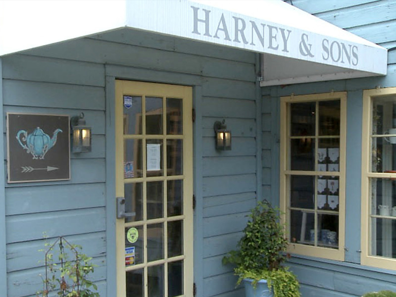 Harney & Sons: The Store