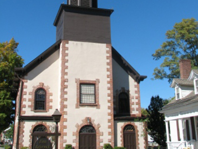 First Reformed Dutch Church