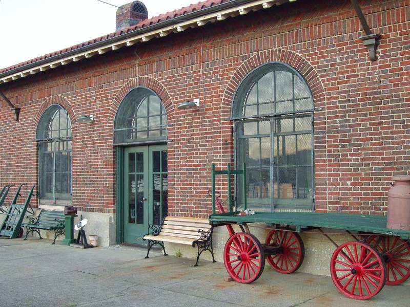 Hyde Park Railroad Station Museum