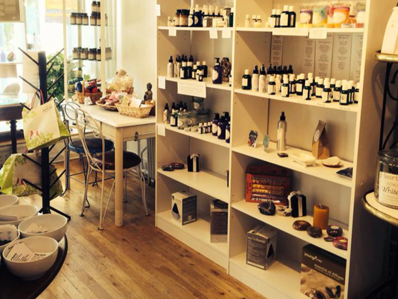 Heart & Soul Apothecary and Aromatherapy