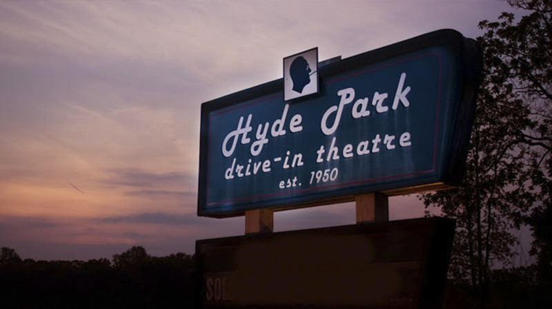 Hyde Park Drive-In Theater