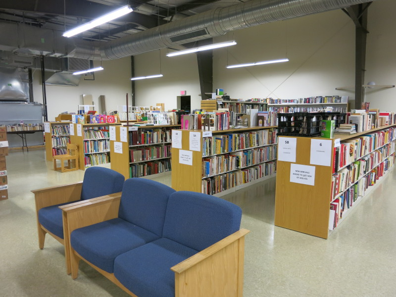 The Friends of the Poughkeepsie Public Library District Book Store