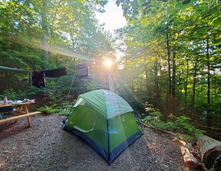 Malouf's Mountain Campground
