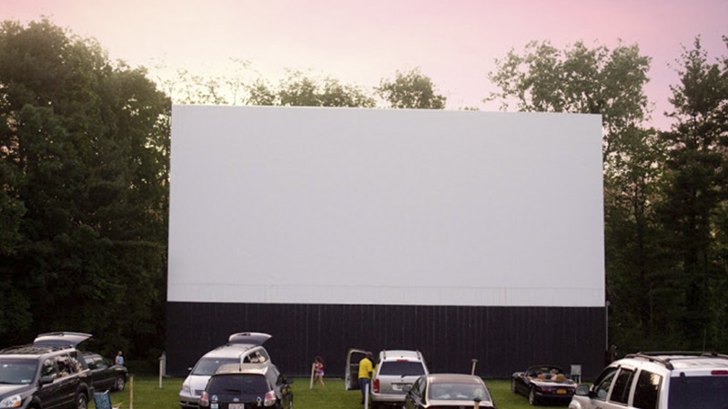 Overlook Drive-In Theater