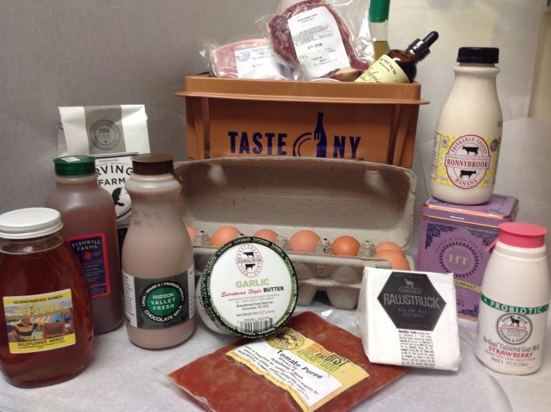 Taste of NY Market at Todd Hill