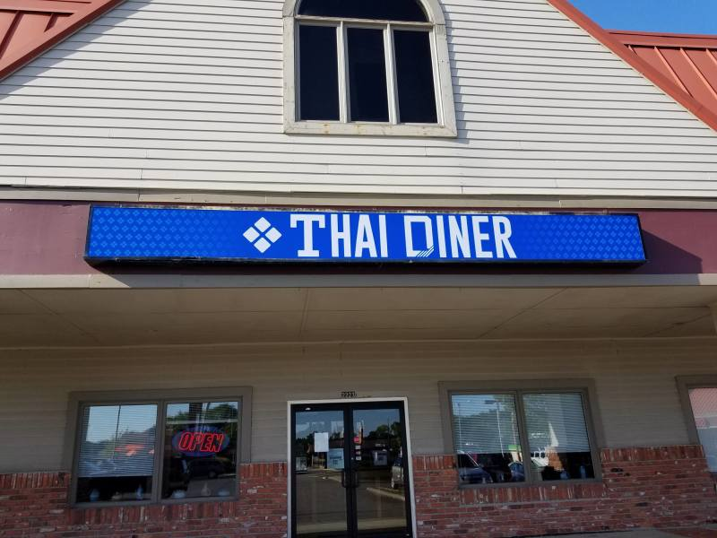 Thai Diner Featured Image