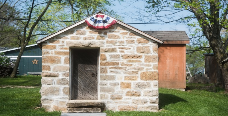 1892 Town Jail Featured Image
