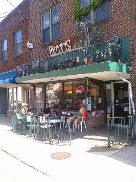 Henry's Coffee Shop Featured Image