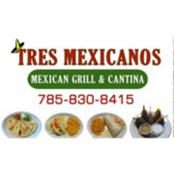 Tres Mexicanos Mexican Grill & Cantina Featured Image