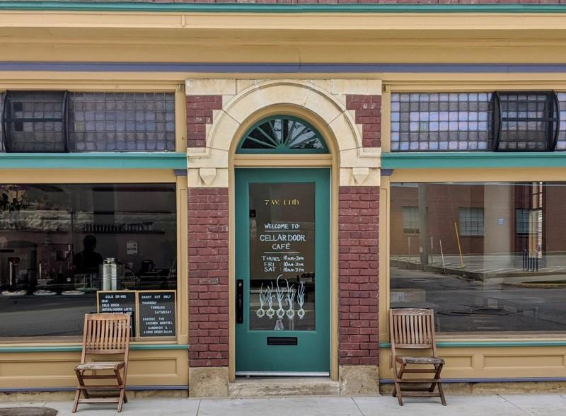 Cellar Door Cafe Featured Image