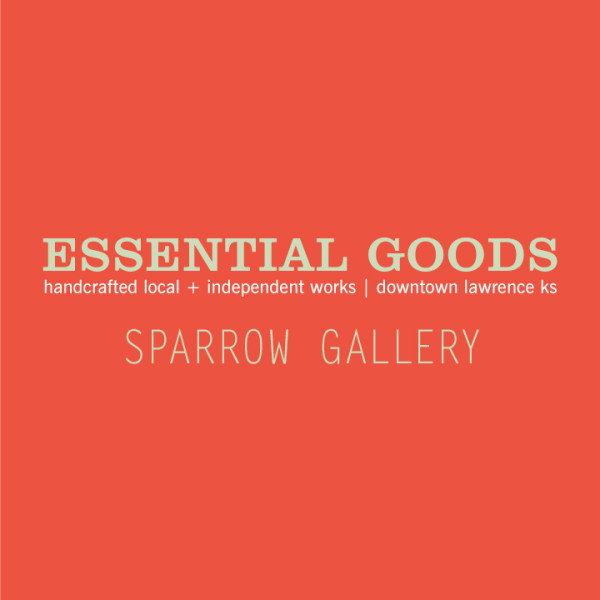 Essential Goods // Sparrow Gallery Featured Image