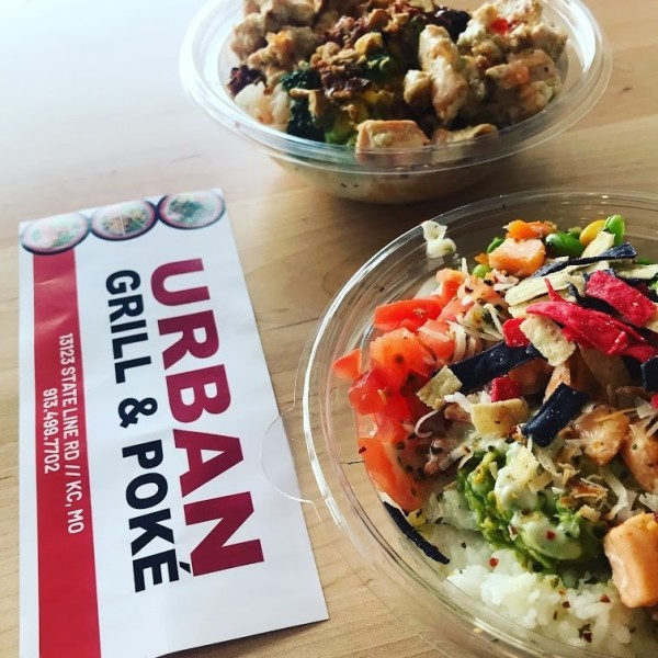 Urban Grill & Poke Featured Image