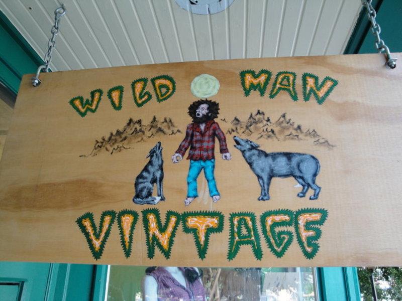 Wild Man Vintage Featured Image