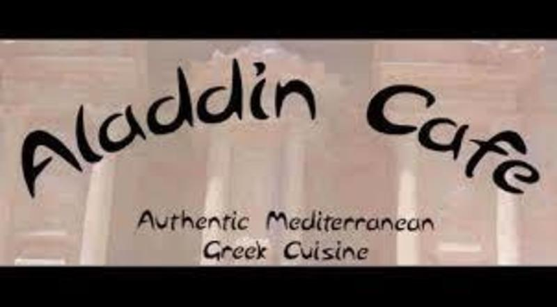 Aladdin Cafe Featured Image