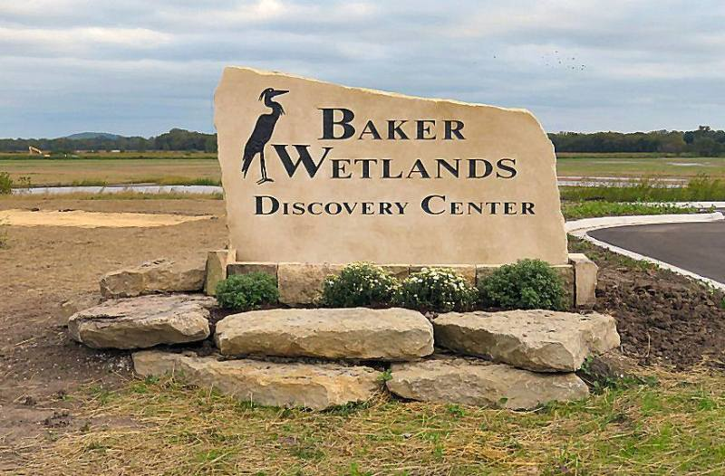 Baker Wetlands Discovery Center Featured Image